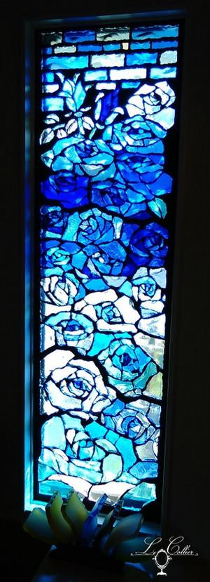 ルコリエのビーズアクセサリー ギャラリー薔薇の木